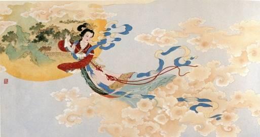 仙信仰影响下的嫦娥奔月神话之演变 赵红